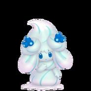 869Alcremie Mint Cream Berry Sweet Pokémon HOME