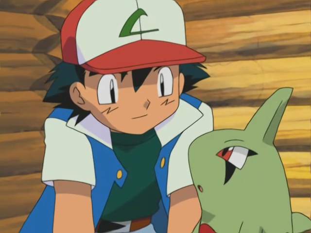 GS146: You're a Star, Larvitar!