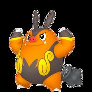 499Pignite Pokémon HOME
