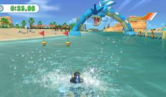 Gyarados' Aqua Dash