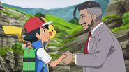 Rose meeting Ash