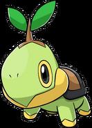 387Turtwig Pokemon Ranger Guardian Signs