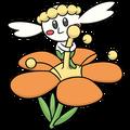 669Flabébé Orange Flower Dream