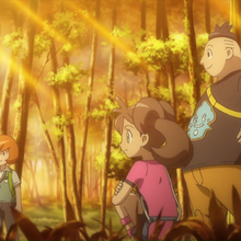 Trevor, Shauna and Tierno in XY140.png