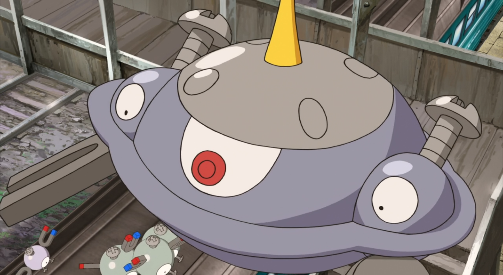 Its job ranges from battling, like any usual trained Pokémon, to more advanced jobs, like leading Zero's Magnemite and Magneton army. Zero is also seen using it as a form of temporary transportation in that he will stand on Magnezone, and it will float him to locations he needs to reach. It was shown to be fast, powerful, durable, and as ruthless as Zero himself in pursuing Shaymin. After Zero was arrested, Magnezone and the Magnemite army took up residence on the Megarig's wreck in Gracidea.
