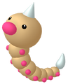 013Weedle Pokémon HOME