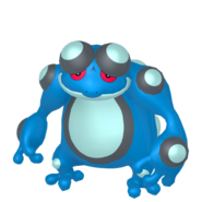 537Seismitoad Pokémon HOME