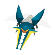 738Vikavolt Pokémon HOME