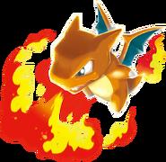 004Charizard Pokemon Rumble Rush