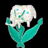671Florges White Flower Pokémon HOME