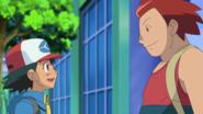 Ash and Stephan
