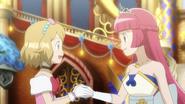 Serena and Aria