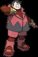 Tabitha Omega Ruby and Alpha Sapphire