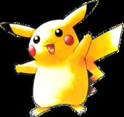 025Pikachu Yellow