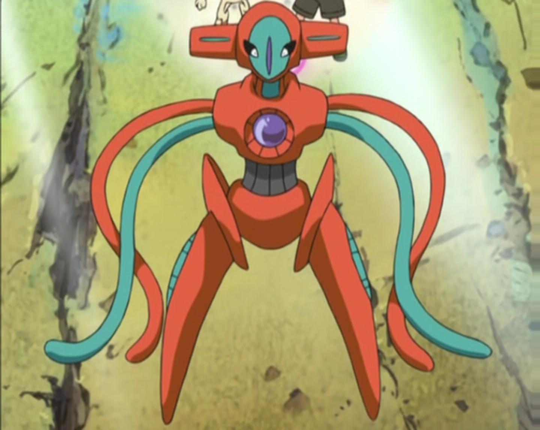 Deoxys (anime)