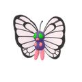 Butterfree GO Shiny