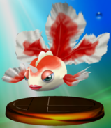 Goldeen trophy SSBM
