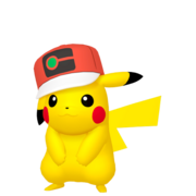 025Pikachu World Cap Pokémon HOME