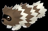 263Zigzagoon Pokémon HOME