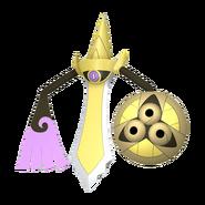 681Aegislash Blade Forme Pokémon HOME