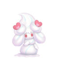 869Alcremie Salted Cream Love Sweet Pokémon HOME