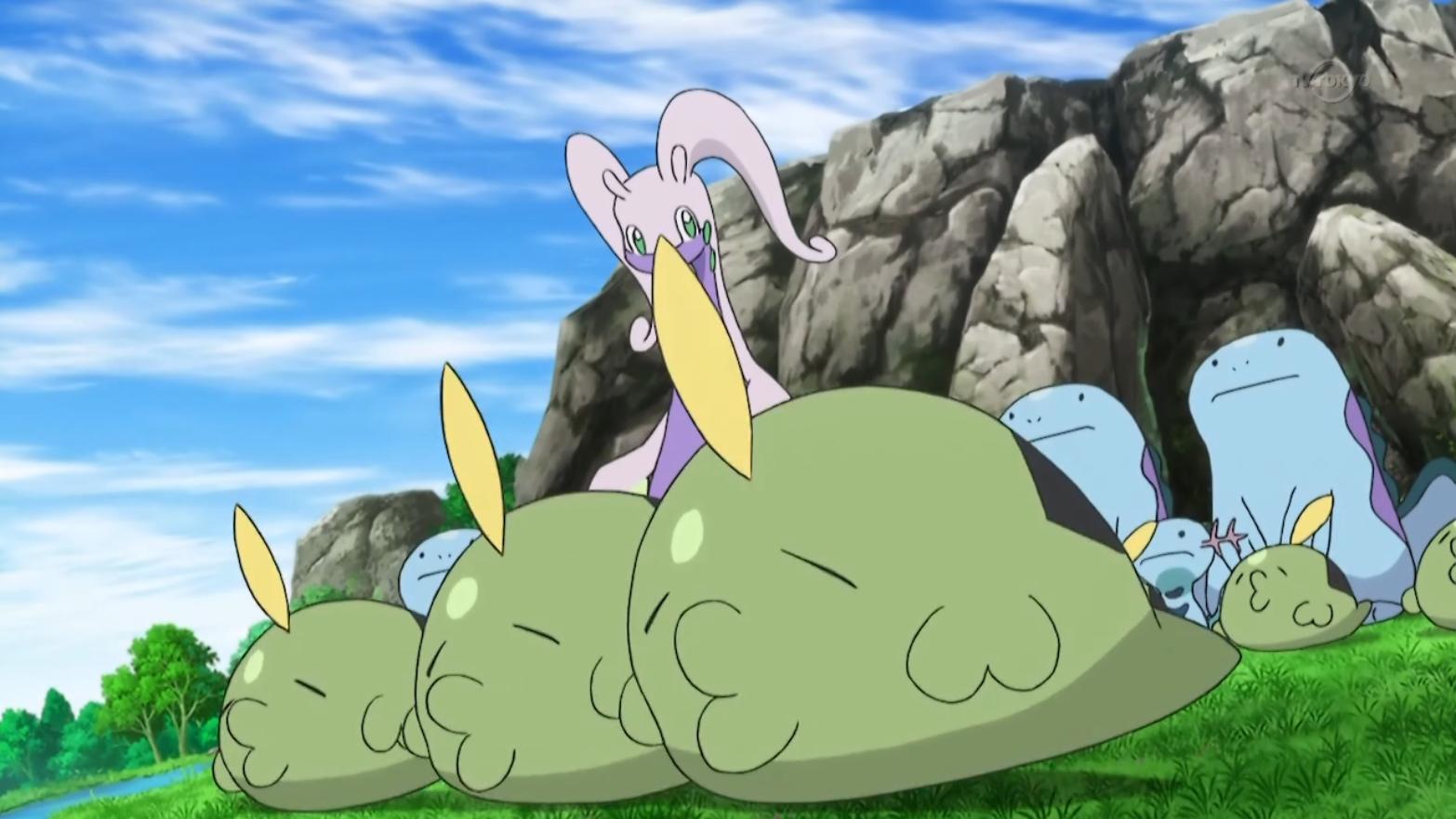 Gulpin (anime)
