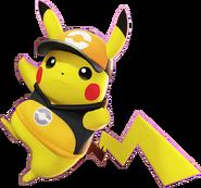 025Pikachu Orange Style Pokémon UNITE