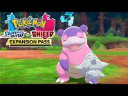 Pokémon Sword & Shield DLC Isle of Armor Release Date Trailer Nintendo Switch 2020 HD
