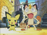 Of Meowth and Pokémon (Part 1)