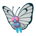 012Butterfree Pokémon HOME