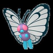 012Butterfree Pokémon HOME