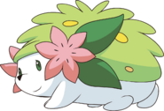 492Shaymin Land Forme DP anime 3