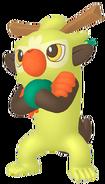 811Thwackey Pokémon HOME