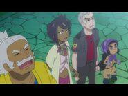 An All-Out Island Kahuna Attack - Pokémon the Series- Sun & Moon—Ultra Legends - Official Clip