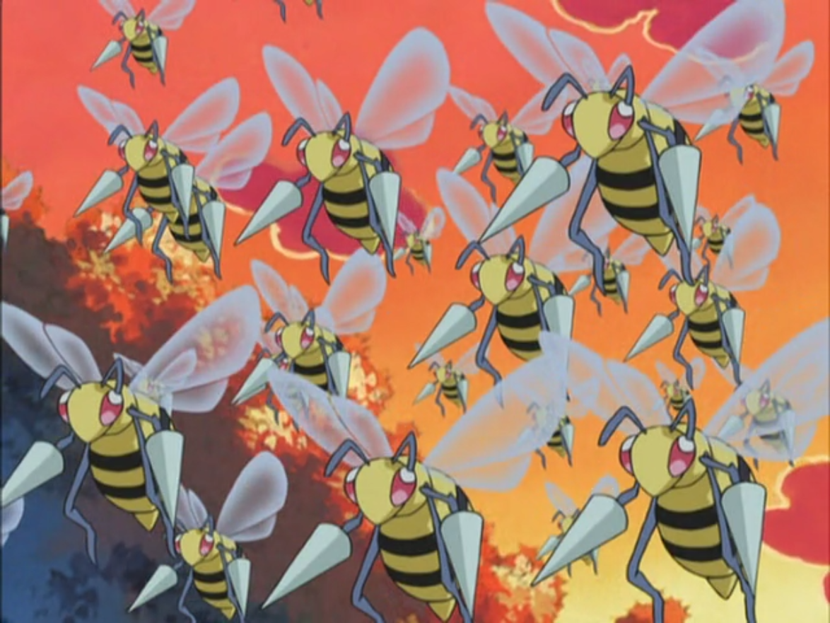 Beedrill (RS163)