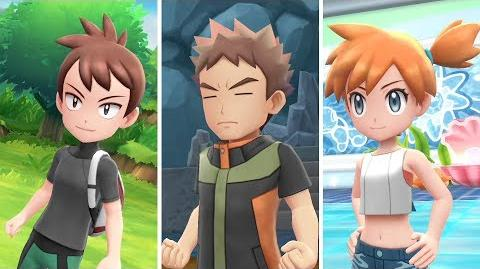 Explore the World of Pokémon Let's Go, Pikachu! and Let's Go, Eevee!