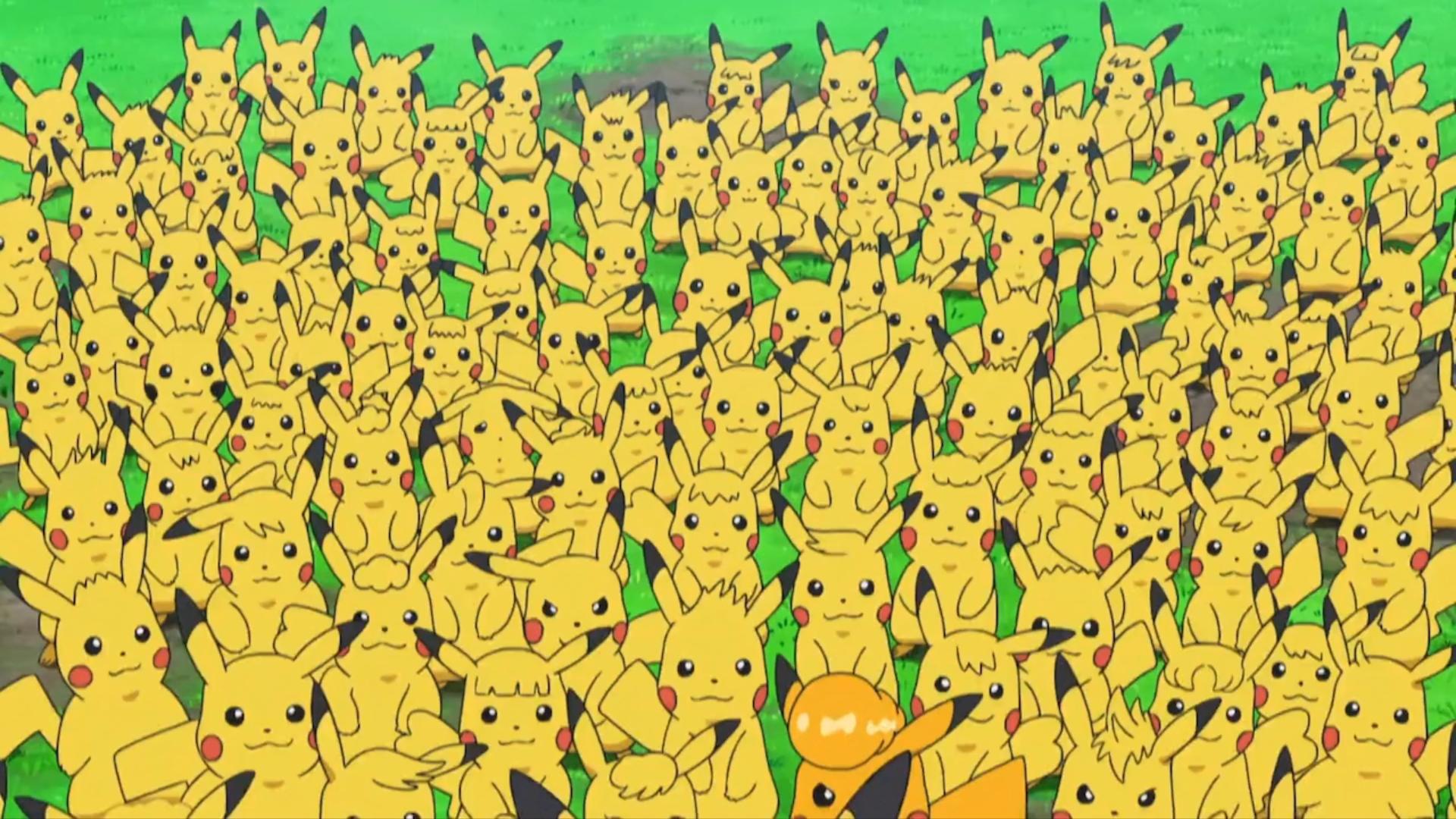 Pikachu (SM091)