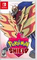 Pokémon Shield Boxart