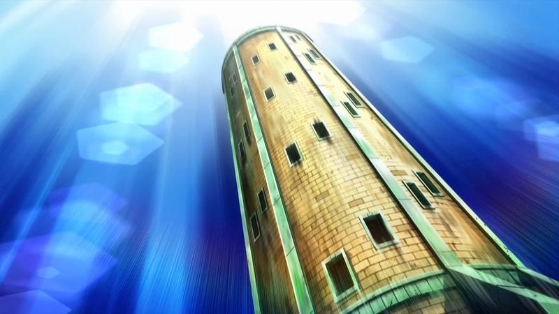 Mistralton Tower