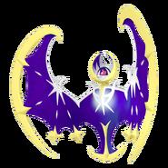 792Lunala Pokémon HOME