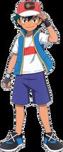 Ash anime Journeys