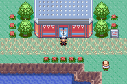 Lilycove City - Contest Hall (Gen III)