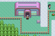 Mauville City - Game Corner (Gen III)