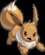 133Eevee Pokemon Conquest