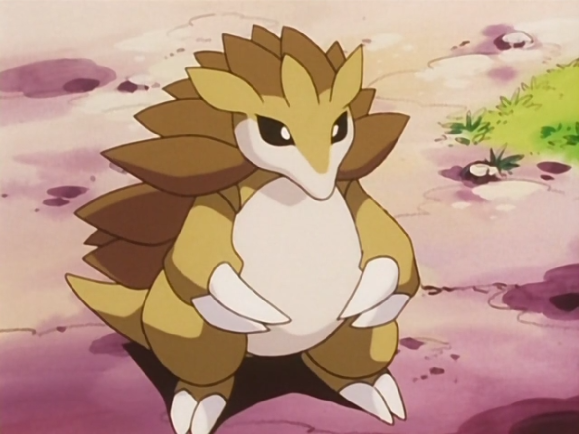 Koji's Sandslash