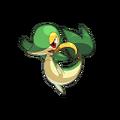 Snivy-PokemonConquestSprite