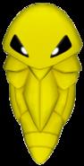 014Kakuna Pokémon PokéPark