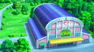 Mistralton City Gym anime