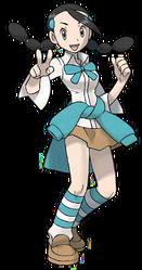 Candice Diamond and Pearl