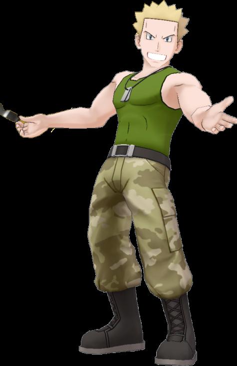 Lt. Surge (Masters)